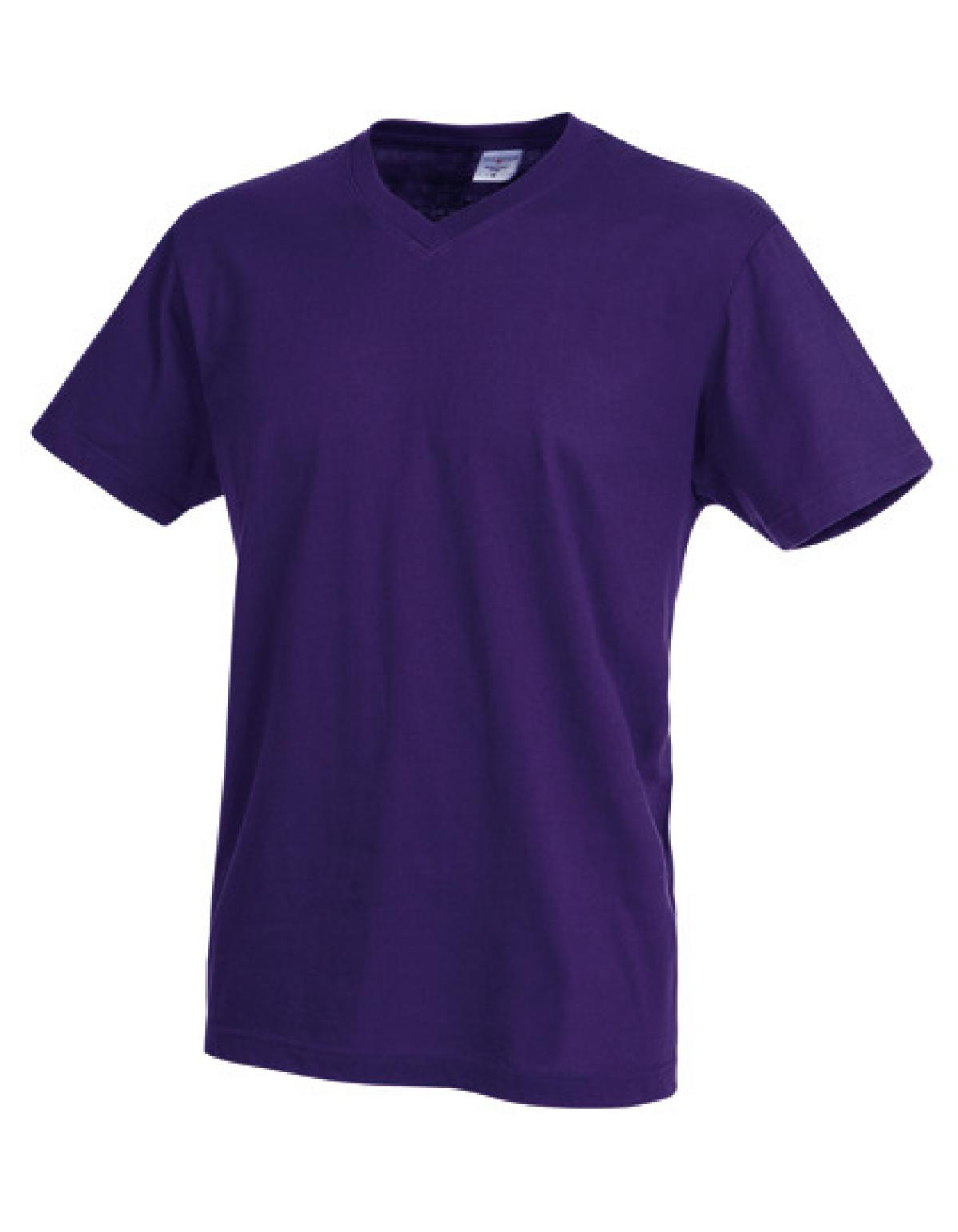 Classic-v-neck-t-shirt-Hommes-stedman