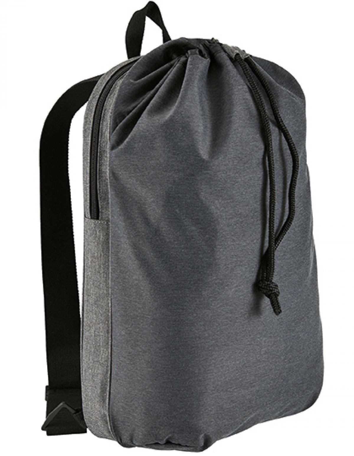 Dual Material Backpack Uptown Sporttaschen & Rucksäcke 30,5 x 51 x 15 cmSOLs Bags