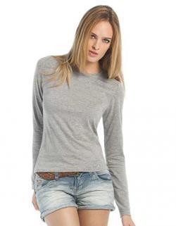 Women-Only Longsleeve Damen T-Shirt