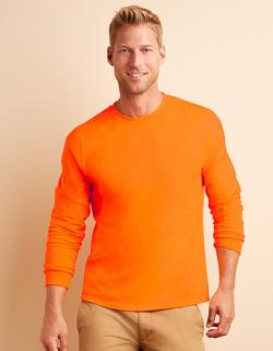 Ultra Cotton Long Sleeve Herren T-Shirt