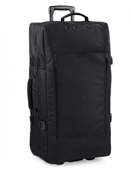 Dual-Layer Large Trolley / Koffer | 40 x 80 x 32 cm