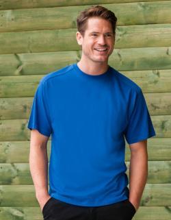 Workwear Herren T-Shirt - Waschbar bis 60 °C -  bis 4XL