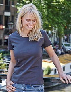 Ladies Soft Damen T-Shirt
