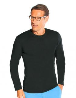 Men´s Slim Fit-T Longsleeve Herren T-Shirt