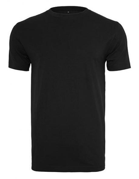 Round Neck Herren T-Shirt