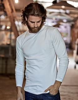 Mens Longsleeve Interlock Herren T-Shirt