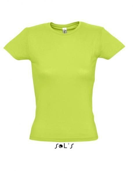 Damen T-Shirt Miss