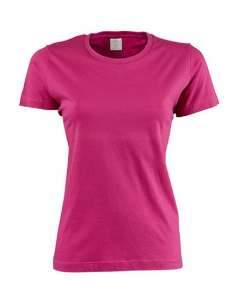 Ladies Basic Damen T-Shirt
