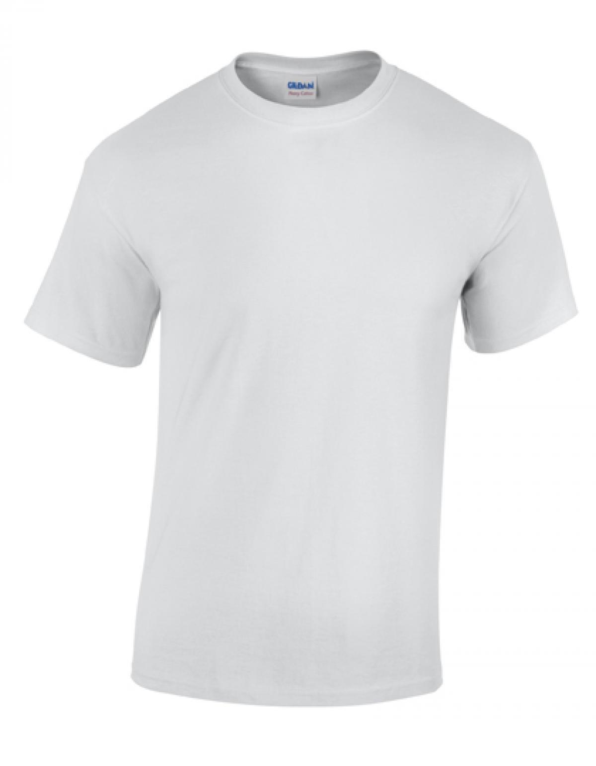 Heavy cotton herren t shirt rexlander s for Thick white cotton t shirt