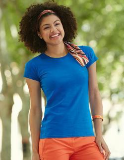 Lady-Fit Sofspun® Damen T-Shirt