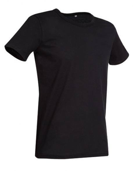 Crew Neck Herren T-Shirt Ben