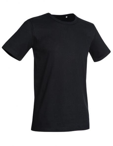 Crew Neck Herren T-Shirt Morgan