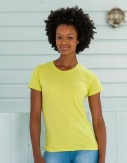 Ladies Slim Damen T-Shirt
