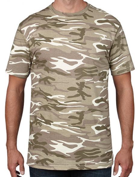 Camouflage / Tarn Herren T-Shirt