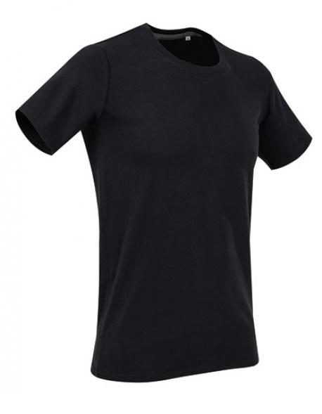 Crew Neck Clive Herren T-Shirt