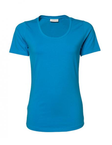 Ladies Stretch Damen T-Shirt