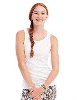 Damen Classic Tank Top T-Shirt