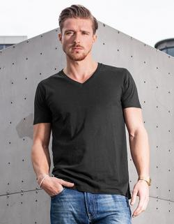 Light V-Neck Herren T-Shirt