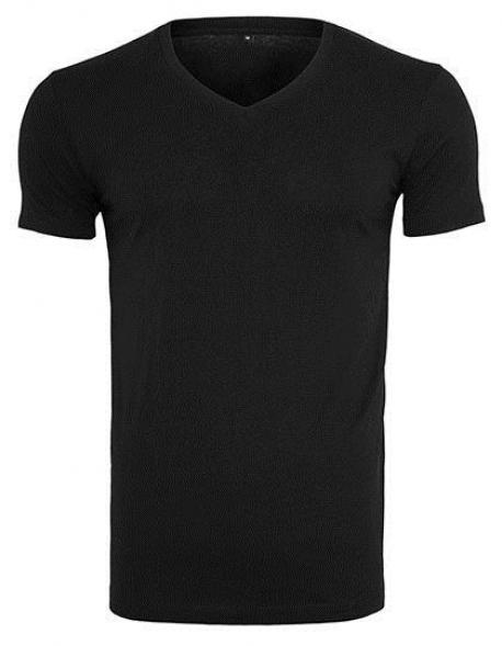 Light V-Neck Herren T-Shirt