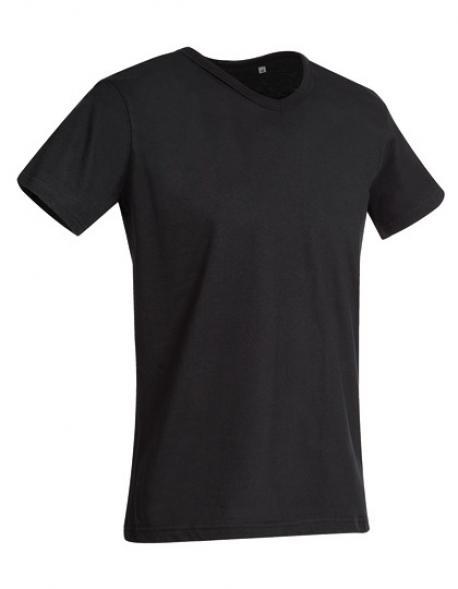 V-Neck Herren T-Shirt Ben