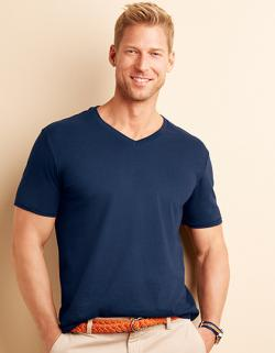 Softstyle V-Neck Herren T-Shirt