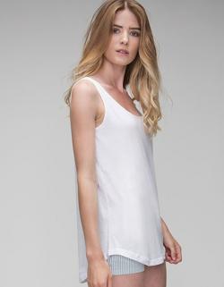 Women´s Loose Fit Vest T-Shirt