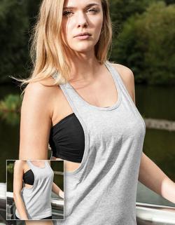 Ladies Loose Tank Damen T-Shirt