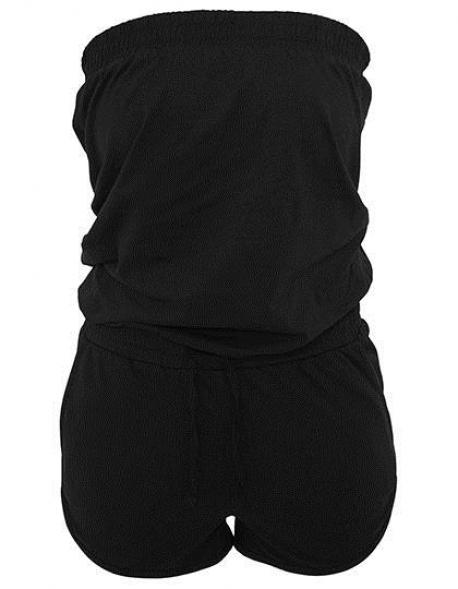 Ladies Hot Jumpsuit Damen T-Shirt