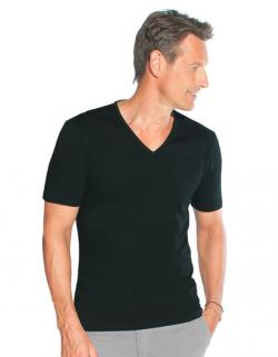 Men´s Slim Fit V-Neck Herren T-Shirt