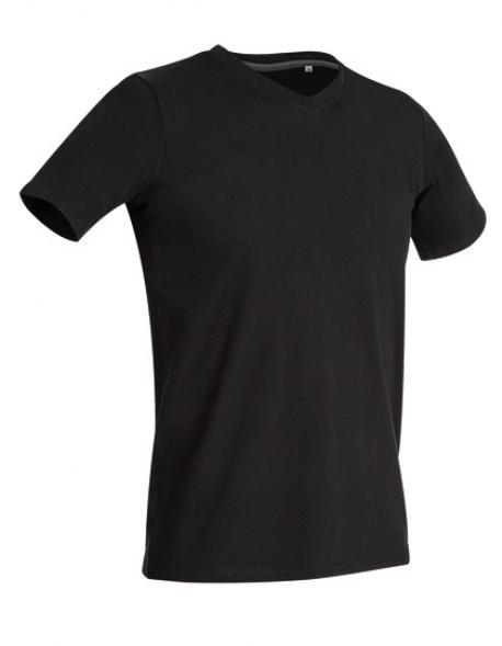 V-Neck Clive Herren T-Shirt