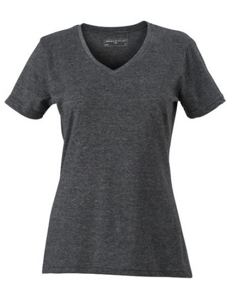 Ladies´ Heather Damen T-Shirt