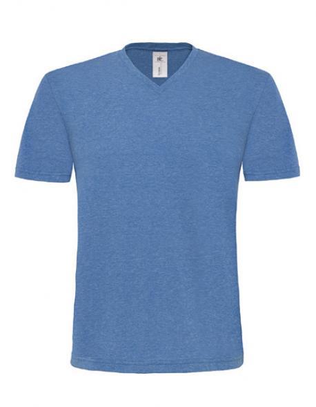 Herren Fashion V-Neck T-Shirt Mick Deluxe / Men