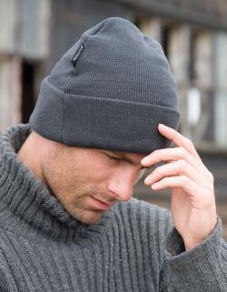 Woolly Ski Hat 3M Thinsulate Beanie Wintermütze
