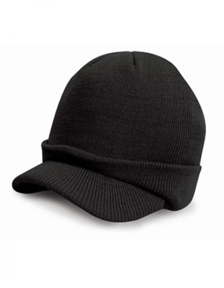 Esco Army Knitted Hat Mütze