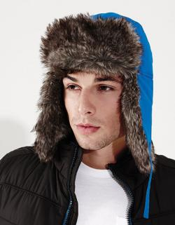 Sherpa Hat Wintermütze