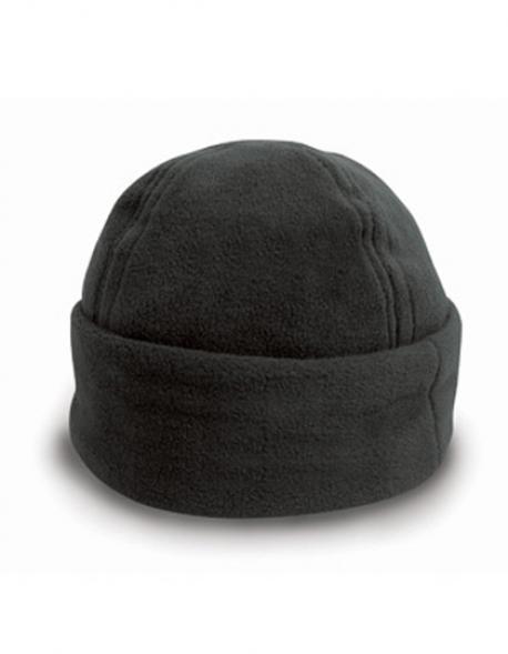 Fleece Ski Bob Hat Wintermütze