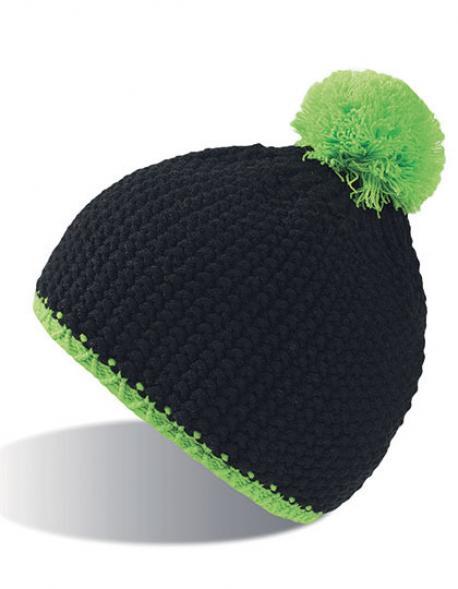 Peak Hat Wintermütze