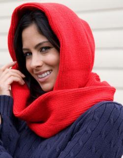 Snood Scarf / Damen Winter Schal