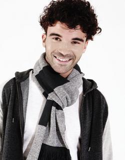 Varsity Scarf / Herren Winter Schal