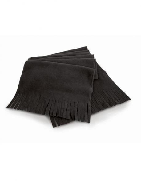 Polartherm Tassel Scarf / Damen Winter Schal