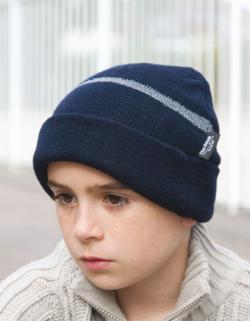 Junior Woolly Ski Hat 3M Thinsulate Wintermütze