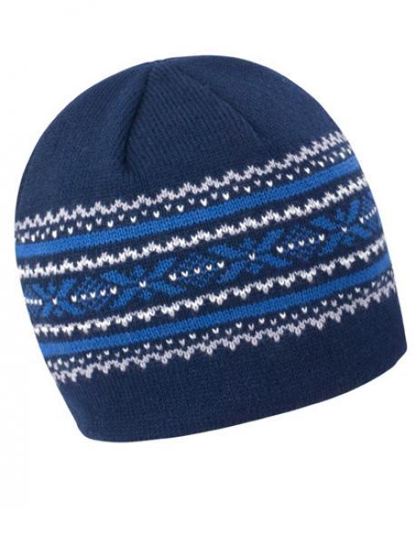Aspen Knitted Hat Wintermütze