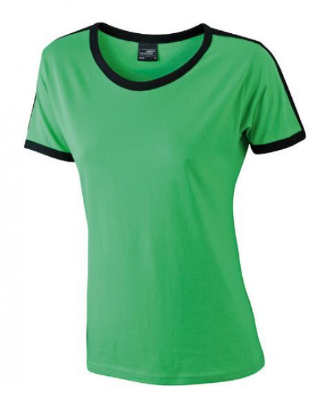 Ladies Flag Damen T-Shirt