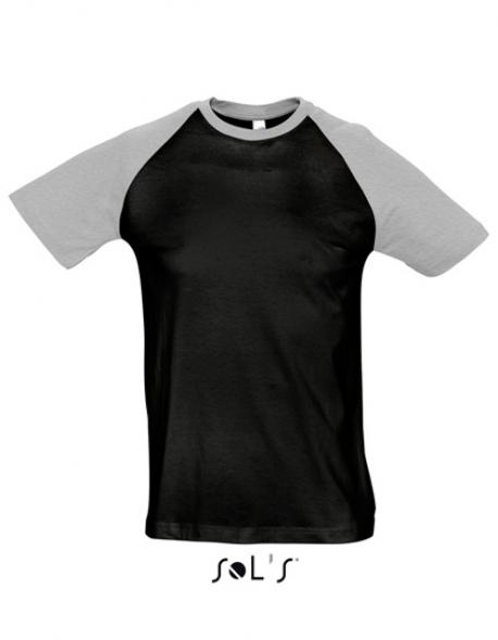 Raglan Funky 150 Herren T-Shirt