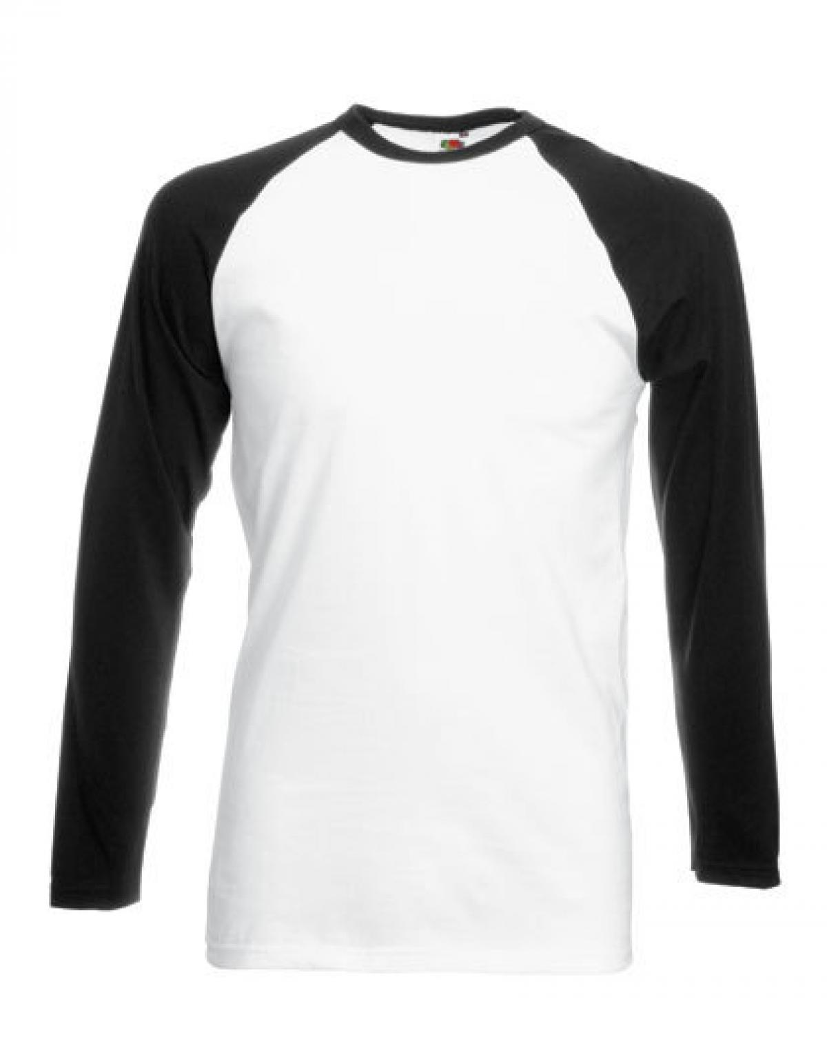 long sleeve baseball herren t shirt rexlander s. Black Bedroom Furniture Sets. Home Design Ideas