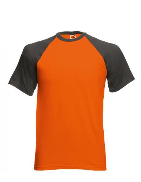 Shortsleeve Baseball Herren T-Shirt
