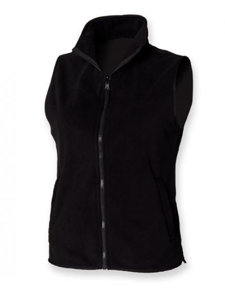 Micro-Fleece Damen Weste/Bodywarmer