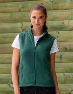 Damen Fleece-Gilet Weste/Bodywarmer