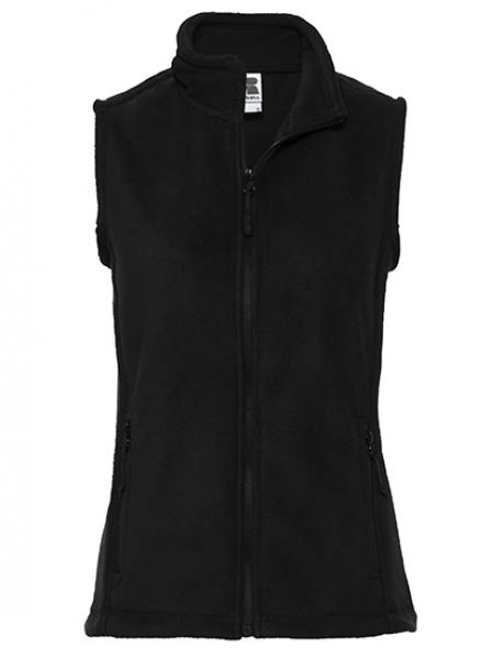 Damen Fleece-Gilet Weste/Bodywarmer