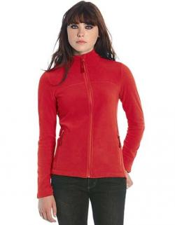 Damen Fleece Jacke Coolstar